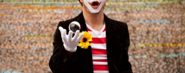 My Interview With A Mime!