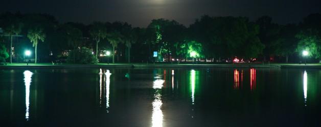 Last Night's Super Moon